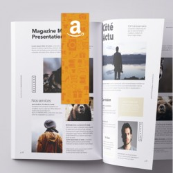 Marque-pages personnalisés