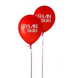 Ballons publicitaires de petite taille