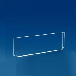 Porte titre horizontal