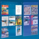 Porte-affiches pour 9 formats A4