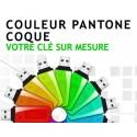 Coloris sur mesure coque - Pantone