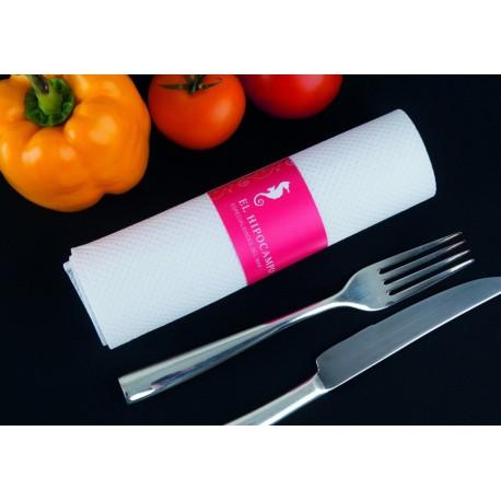 Rond de serviette personnalisé restaurant brasserie traiteur
