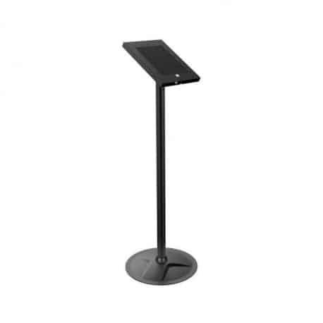Support sur pied noir pour tablette iPad 2/3/4/Air
