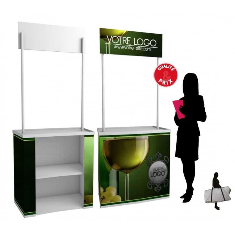 Comptoir animation des ventes publicitaire - Animation stand salon ...