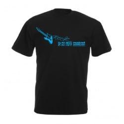 T-shirt marqué logo