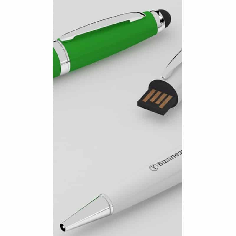 cl usb publicitaire en forme de stylo avec stylet int gr. Black Bedroom Furniture Sets. Home Design Ideas