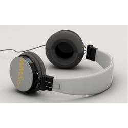 objet publicitaire équipe entreprise casque audio Fold avec marquage logo