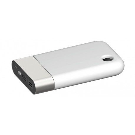 Batterie externe téléphone tablette marquage logo en express livraison rapide