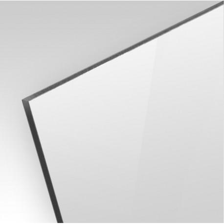 Impression quadri avec blanc de soutien sur dibond