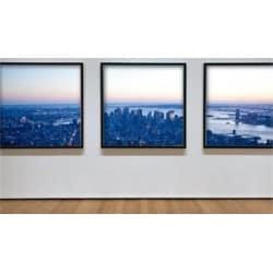 Caisse américaine sur mesure pas cher livraison rapide pour artiste, galerie, photographe et exposition