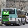 Affiches en papier pour les bus et les transports en commun