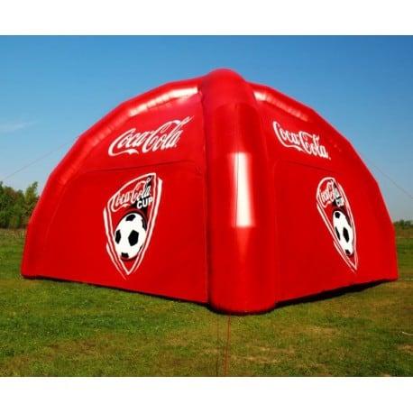 Tente gonflable publicitaire pour les événements culturels et sportifs