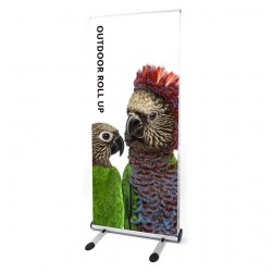 "Roll-up recto/verso ""Outdoor"""