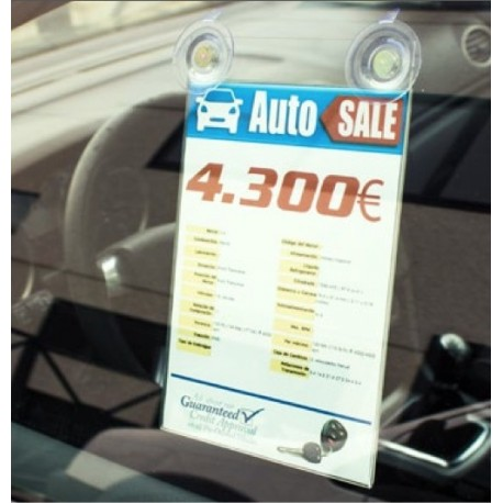 porte information voiture a ventouse concession automobile