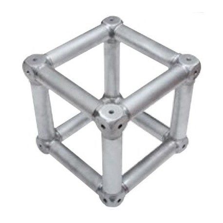 """Connecteur cube pour colonnes """"Truss"""""""