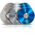 Pressage de CD/DVD/Blu-Ray (2000 ex.)
