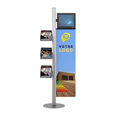 MAT LCD 3 BROCHURES