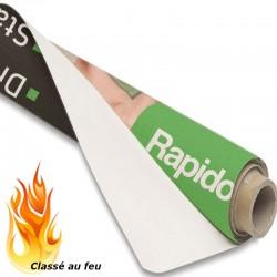 Marquage de votre logo sur les nappes de restaurants et de brasseries sur textile polyester (115gr - M1)