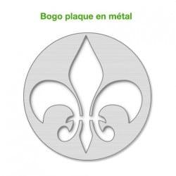 Gobo métal personnalisé pour projecteur