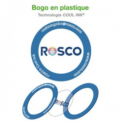 Gobo personnalisé en plastique pour projecteur (Technologie COOL INK®)