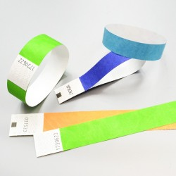 Bracelet Tyvek (1,9cm)