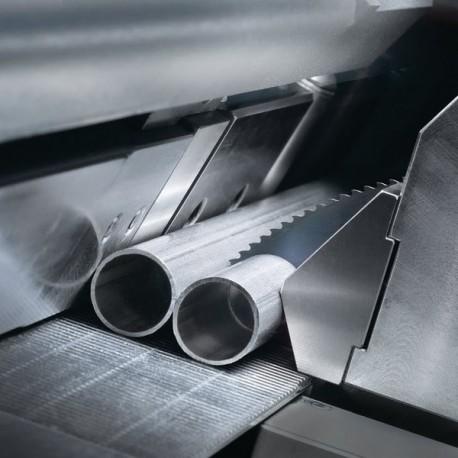 Forfait pour la coupe de tube en aluminium