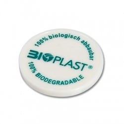 Jetons en plastique personnalisés destiné aux porte-clés