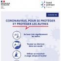 Affiche d'informations