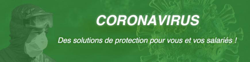 Durant cette crise sanitaire, vous recherchez des solutions de protection pour vos salariés contre les risques de contamination du Covid-19 ?